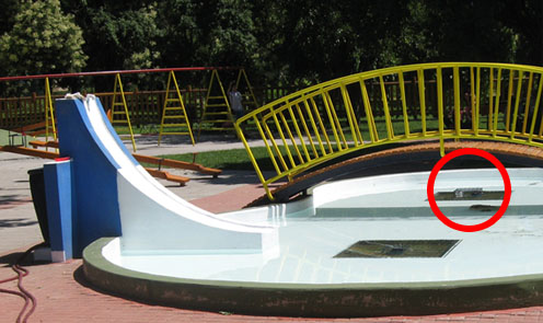 фонтана